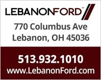 Lebanon Ford - Mobile Footer
