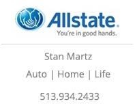 Allstate: Stan Martz - Mobile Footer